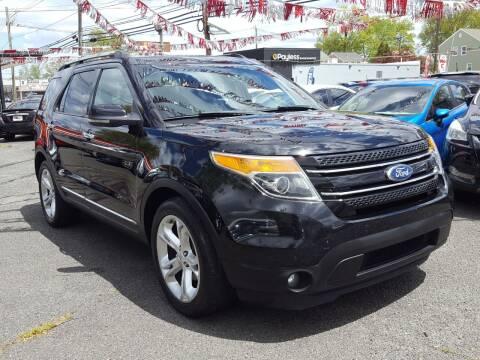2012 Ford Explorer for sale at Car Complex in Linden NJ