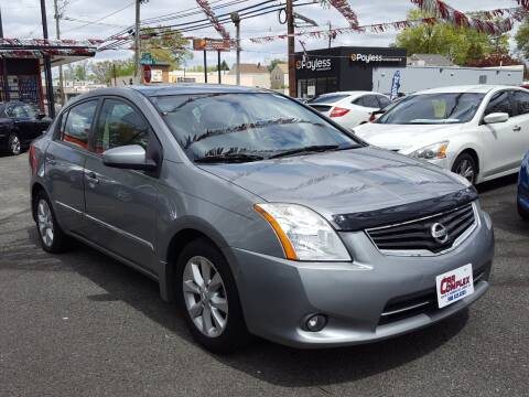 2012 Nissan Sentra for sale at Car Complex in Linden NJ