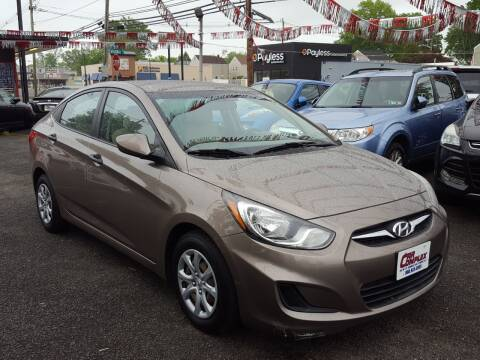 2012 Hyundai Accent for sale at Car Complex in Linden NJ