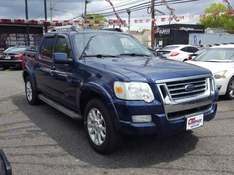 2008 Ford Explorer Sport Trac for sale at Car Complex in Linden NJ