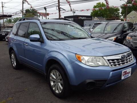 2012 Subaru Forester for sale at Car Complex in Linden NJ