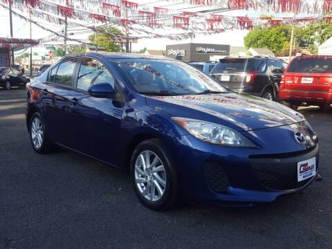 2012 Mazda MAZDA3 for sale at Car Complex in Linden NJ