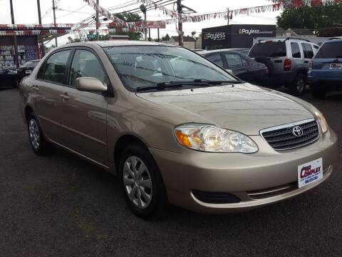 2006 Toyota Corolla for sale at Car Complex in Linden NJ