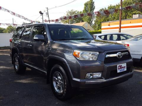 2012 Toyota 4Runner for sale at Car Complex in Linden NJ