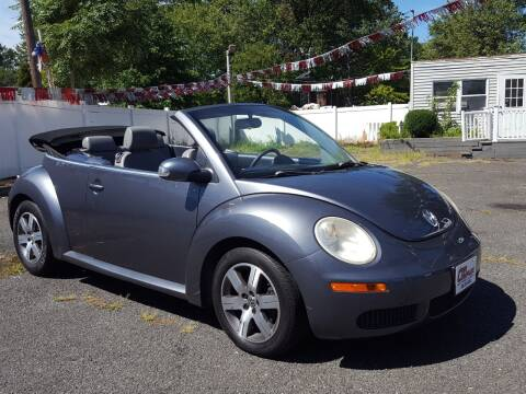 2006 Volkswagen New Beetle Convertible for sale at Car Complex in Linden NJ