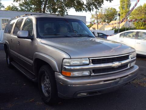2000 Chevrolet Suburban for sale at Car Complex in Linden NJ