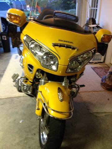 2009 Honda Goldwing for sale at Hensley Auto Sales in Frankfort KY