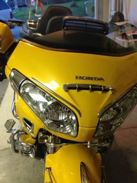 2009 Honda Goldwing