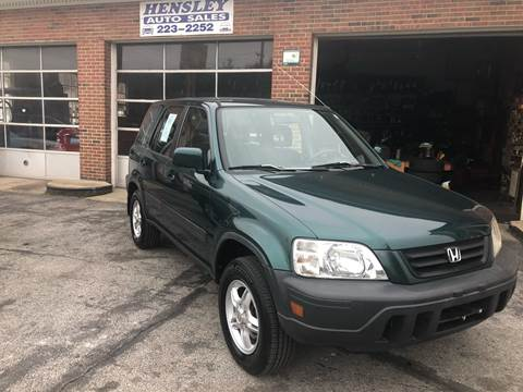 1999 Honda CR-V for sale in Frankfort, KY