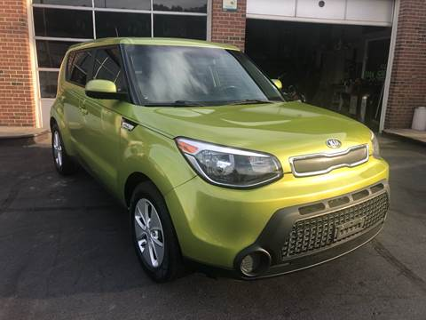 2015 Kia Soul For Sale >> Kia Soul For Sale In Frankfort Ky Hensley Auto Sales