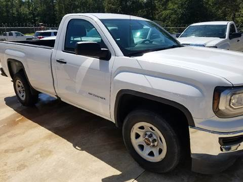 2016 GMC Sierra 1500 for sale in Longview TX
