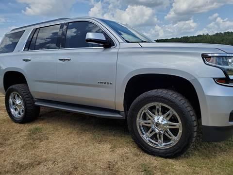 2016 Chevrolet Tahoe for sale in Longview, TX