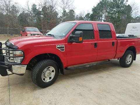 2008 Ford F-250 Super Duty for sale in Longview, TX