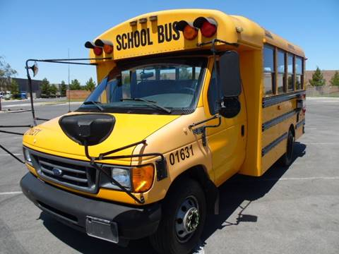 2005 Ford E-350 for sale in Las Vegas, NV