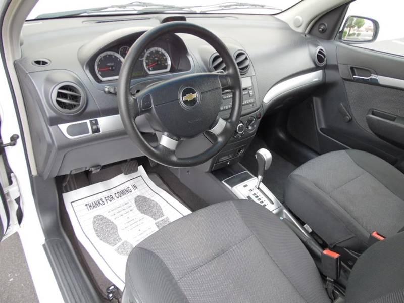 2011 Chevrolet Aveo LS 4dr Sedan - Las Vegas NV