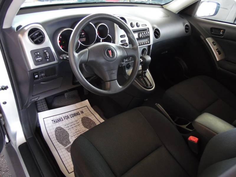 2005 Pontiac Vibe Fwd 4dr Wagon - Las Vegas NV