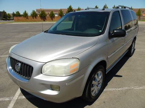 2005 Buick Terraza for sale in Las Vegas, NV
