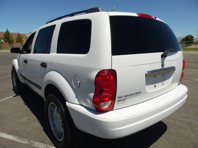 2006 Dodge Durango SLT 4dr SUV 4WD - Las Vegas NV