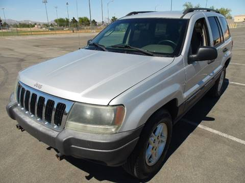 2003 Jeep Grand Cherokee for sale in Las Vegas, NV