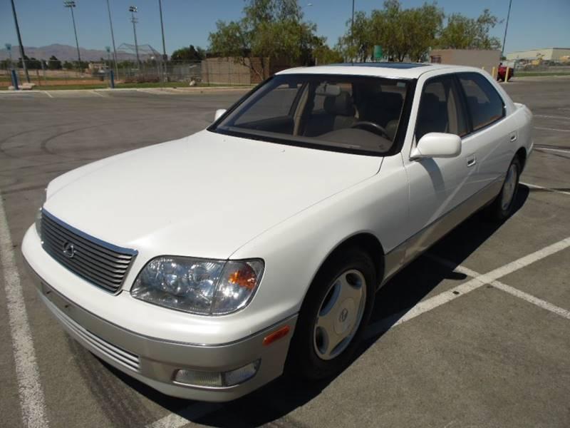 Image 24 of 1998 Lexus LS Base 4dr…