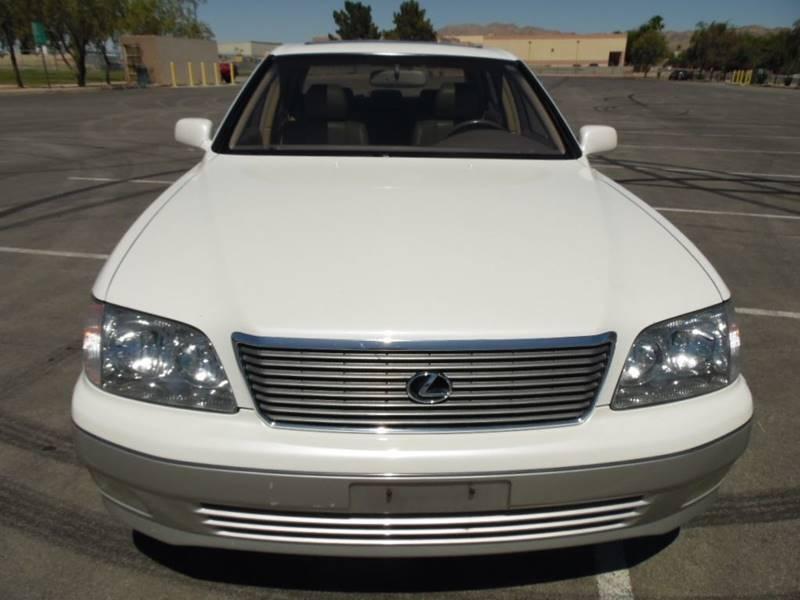 Image 1 of 1998 Lexus LS Base 4dr…