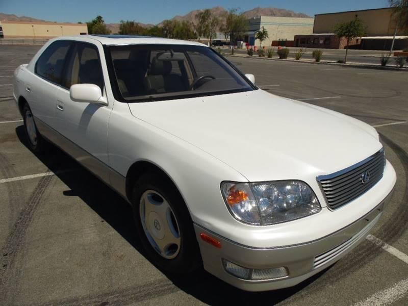 Image 2 of 1998 Lexus LS Base 4dr…