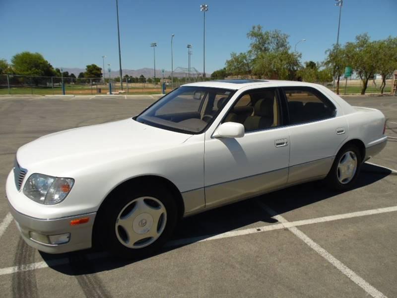 Image 5 of 1998 Lexus LS Base 4dr…