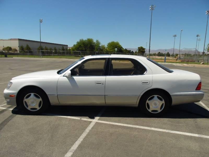 Image 6 of 1998 Lexus LS Base 4dr…