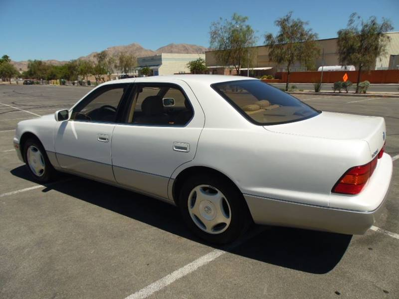 Image 7 of 1998 Lexus LS Base 4dr…