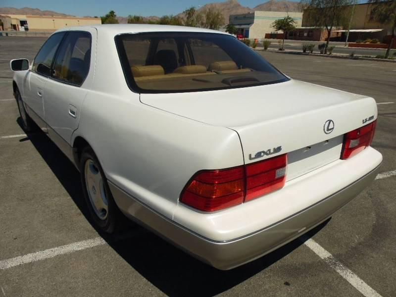 Image 8 of 1998 Lexus LS Base 4dr…