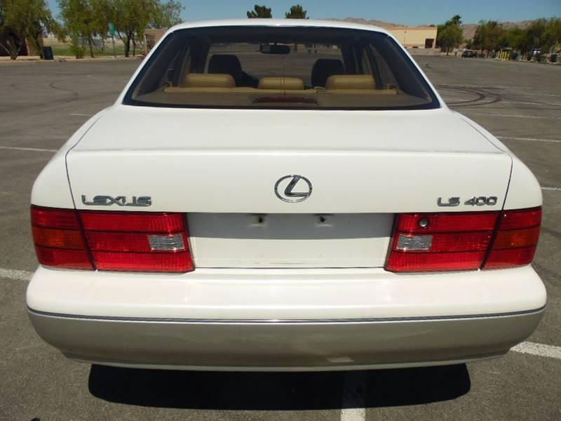 Image 9 of 1998 Lexus LS Base 4dr…