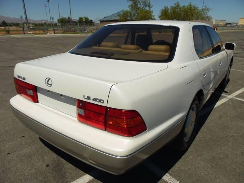 Image 10 of 1998 Lexus LS Base 4dr…