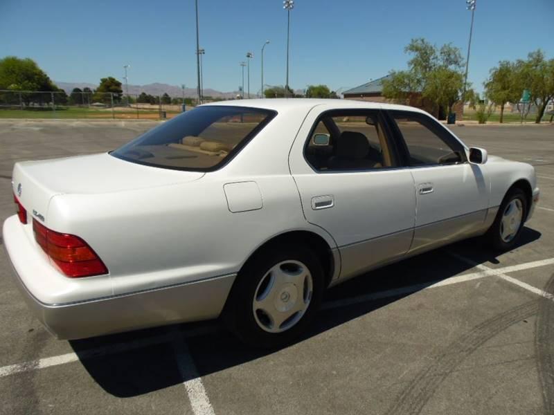 Image 11 of 1998 Lexus LS Base 4dr…