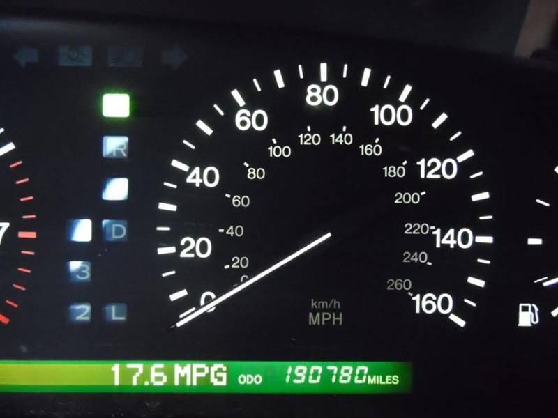 Image 12 of 1998 Lexus LS Base 4dr…