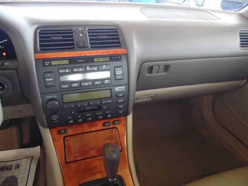 Image 13 of 1998 Lexus LS Base 4dr…