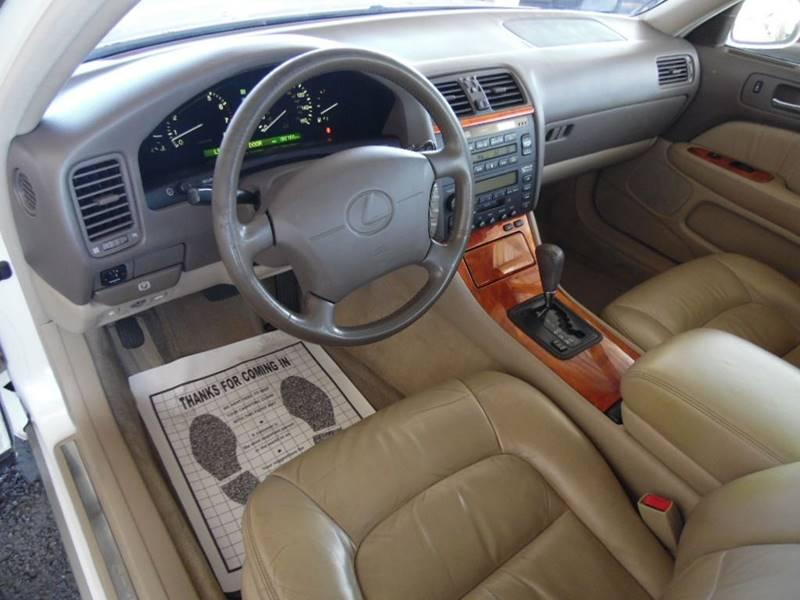 Image 17 of 1998 Lexus LS Base 4dr…