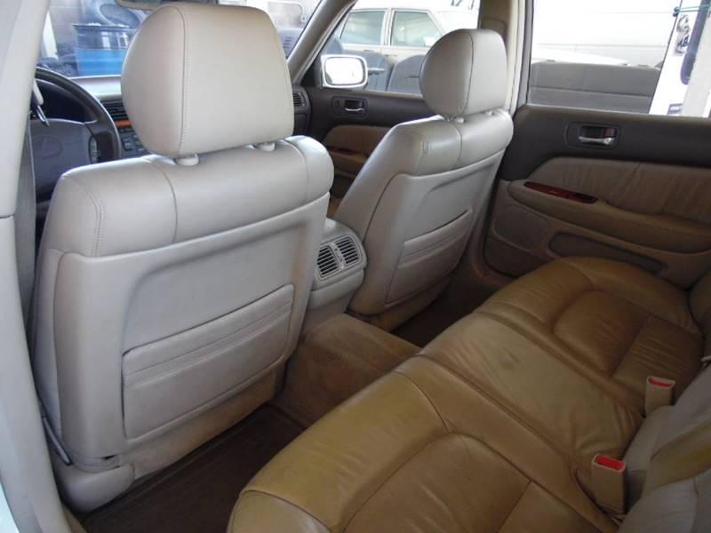 Image 21 of 1998 Lexus LS Base 4dr…