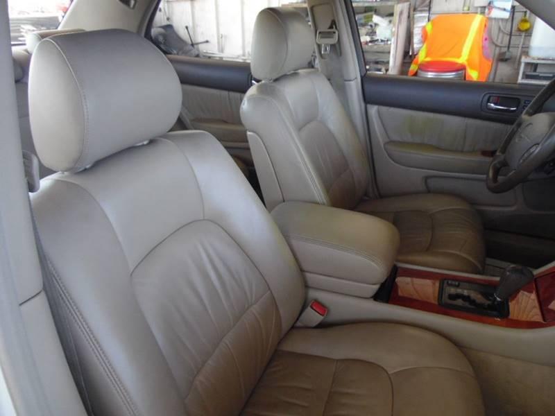 1998 Lexus LS 400 4dr Sedan - Las Vegas NV