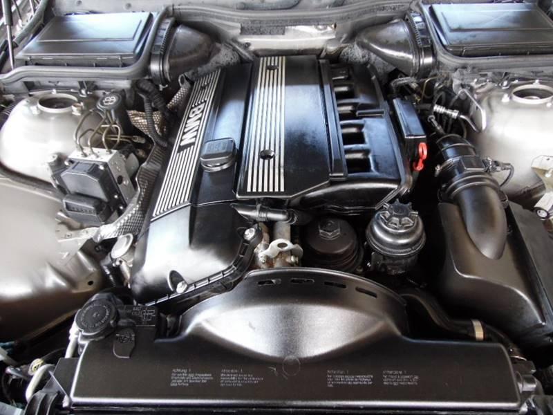 Bmw Series I Dr Sedan In Las Vegas NV Best Auto Buy - 2002 bmw 530i engine