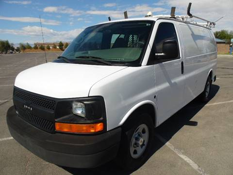 2006 Chevrolet Express Cargo for sale in Las Vegas, NV