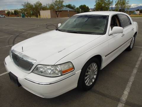 2003 Lincoln Town Car for sale in Las Vegas, NV