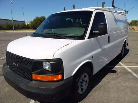 2006 Chevrolet Express Cargo for sale in Las Vegas, NV