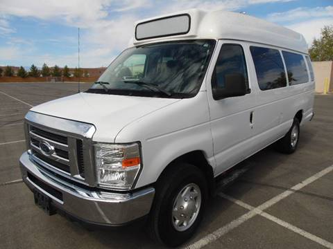 2012 Ford E-Series Cargo for sale in Las Vegas, NV