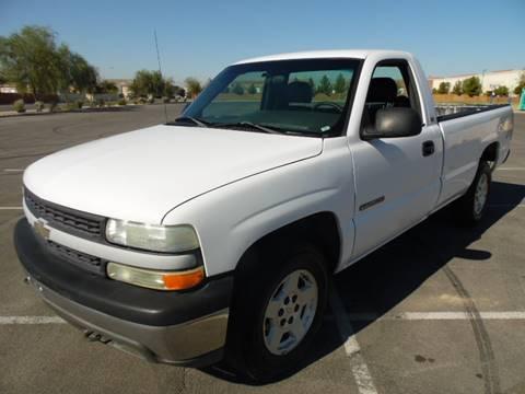 2002 Chevrolet Silverado 1500 for sale in Las Vegas, NV