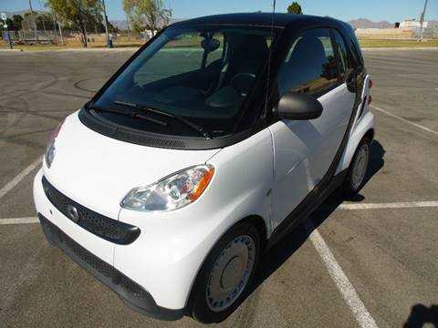 2013 Smart fortwo for sale in Las Vegas, NV