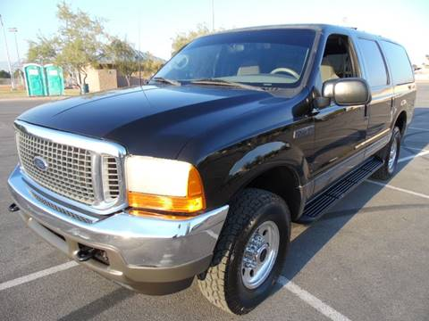 2001 Ford Excursion for sale in Las Vegas, NV