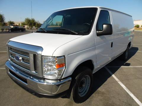 2014 Ford E-Series Cargo for sale in Las Vegas, NV