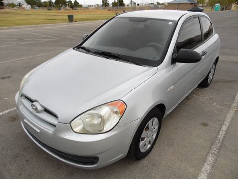 2007 Hyundai Accent for sale in Las Vegas, NV
