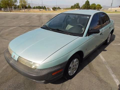 1997 Saturn S-Series for sale in Las Vegas, NV