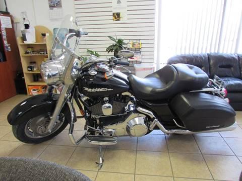 2005 Harley-Davidson Road King for sale in Las Vegas, NV